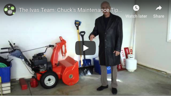 5 Tips to Help Get Your Snowblower Ready for the Winter